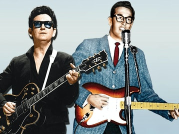 Roy Orbison & Buddy Holly - Rock 'N 'Roll Dream Tour picture