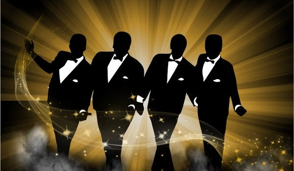 The American Four Tops Motown Show
