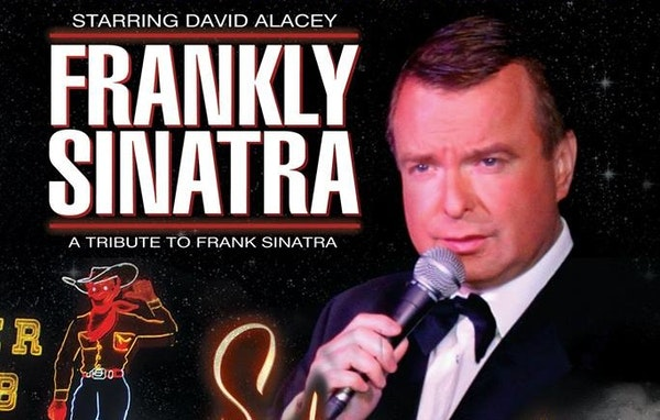 Frankly Sinatra Starring David Alacey