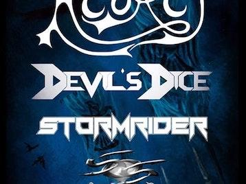 UK Tour: Atorc, Stormrider, Symmetry Of Souls, Devil's Dice picture