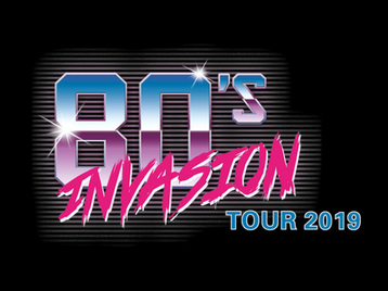 80s Invasion 2019: Sister Sledge, Jason Donovan, Martika, Five Star, The Fizz, Hue & Cry, Living In A Box picture