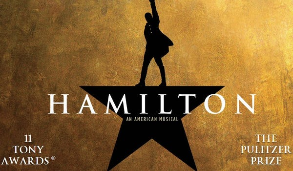 Hamilton The Musical Tour Dates