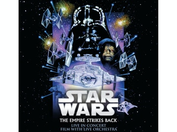 Star Wars The Empire Strikes Back - With Orchestra picture