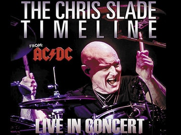 The Chris Slade Timeline picture