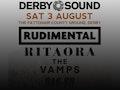 Derby Sound Presents...: Rudimental, Rita Ora event picture