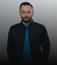 Geoff Norcott artist photo
