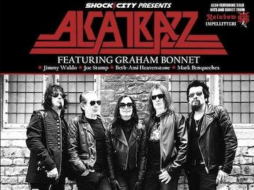 Alcatrazz, The Jokers, Evyltyde picture