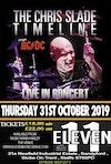Flyer thumbnail for The Chris Slade Timeline