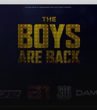 The Boys Are Back artist photo