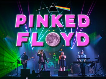 Pinked Floyd artist photo