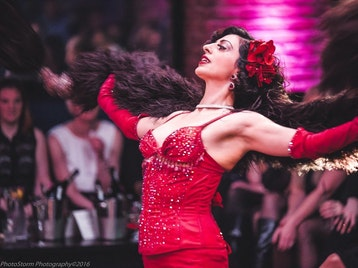 An Evening Of Burlesque & Vaudeville In Guildford: Hundred Watt Club, Lena Mae, Mysti Vine, thomas benjamin wilde esq, Trixee Sparkle, Rubyyy Jones picture