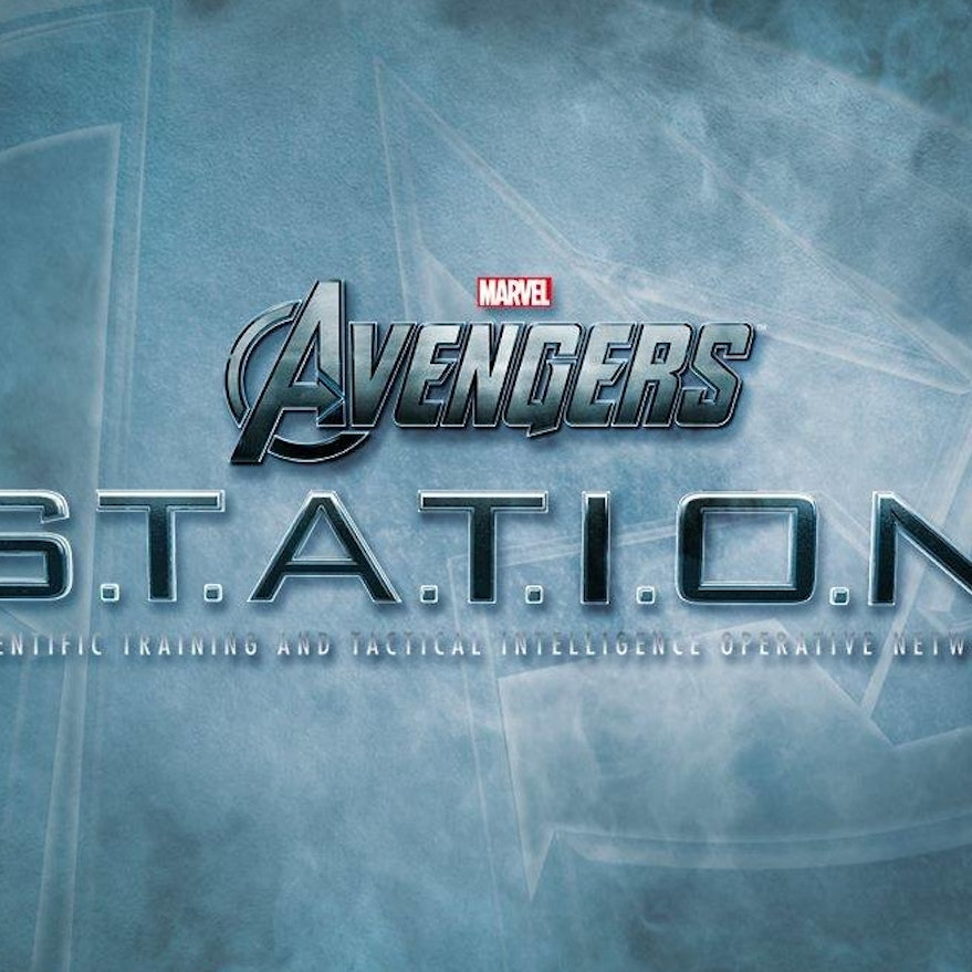 Marvel Avengers S T A T I O N  Cardiff Cardiff Tickets, St