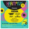 Flyer thumbnail for Harmony Live 19 Weekender: Aslan, The Adventures, Feeder, The 4 Of Us, Alabama 3, Villiers & The Villains, Fun Lovin' Criminals, Ciaran Laverty