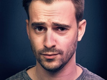 Luke Kempner artist photo