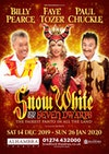 Flyer thumbnail for Snow White And The Seven Dwarfs: Billy Pearce, Faye Tozer, Paul Chuckle