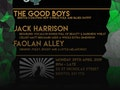 SongSmith: The Good Boys, Faolan Alley, Jack Harrison event picture