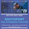 Flyer thumbnail for Freedom! '19 George Michael Tribute Concert: Wayne Dilks as George Michael