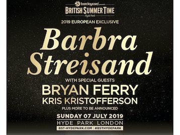 Barbra Streisand, Bryan Ferry, Kris Kristofferson picture