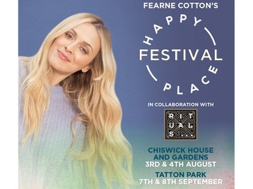 Fearne Cotton's Happy Place Festival: Fearne Cotton picture