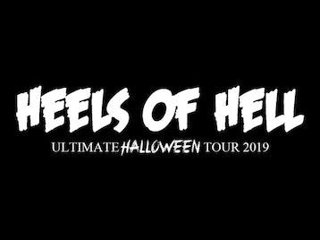 Heels Of Hell Ultimate Halloween Tour 2019: Sharon Needles, Alaska Thunderf***, Adore Delano, Miz Cracker, Latrice Royale, Biqtch Puddin, Kennedy Davenport picture