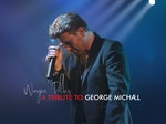 Wayne Dilks as George Michael artist photo