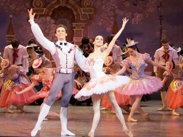 Coppelia: Russian State Ballet & Orchestra of Siberia picture