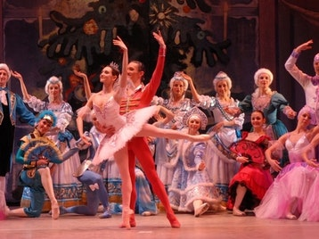 The Nutcracker: Russian State Ballet & Orchestra of Siberia picture