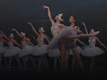 Swan Lake event picture
