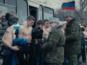 Film promo picture: Donbass