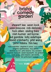Flyer thumbnail for Bristol Comedy Garden: Nish Kumar, Ivo Graham, Lou Sanders, John Robins