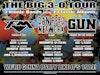 Flyer thumbnail for The Big 3-0 Tour: Dan Reed Network, GUN, FM