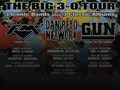 The Big 3-0 Tour: Dan Reed Network, GUN, FM event picture