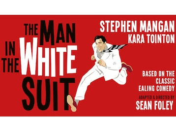 The Man In The White Suit: Stephen Mangan, Kara Tointon picture