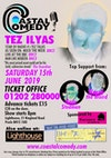 Flyer thumbnail for Tez Ilyas, Wayne The Weird, Andy Stedman, Adrienne Coles