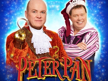 Peter Pan: Steve McFadden, Andy Ford picture