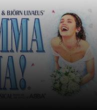 Mamma Mia - The Musical (Touring) artist photo