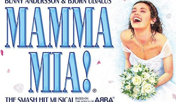 Mamma Mia - The Musical Tour Dates