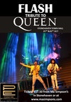 Flyer thumbnail for Two Nights of Queen: Flash: A Tribute To Queen