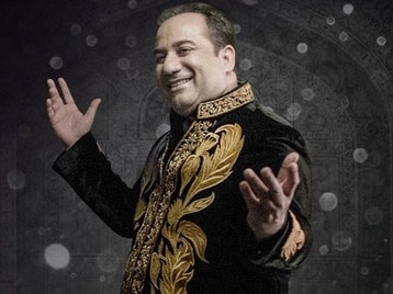 Rahat Fateh Ali Khan artist photo