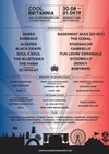 Flyer thumbnail for Cool Britannia: James, Embrace, Sleeper, Black Grape, Soul II Soul, The Bluetones, The Farm, Jo Whiley, Basement Jaxx (DJ Set), The Coral & more
