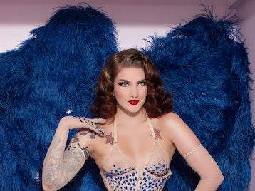 Hundred Watt Club - An Evening Of Burlesque & Vaudeville: Hundred Watt Club, Lena Mae, Millie Dollar, Lou Safire, Edward Muir picture