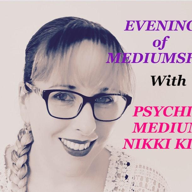 Psychic Medium Nikki Kitt