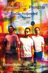 Flyer thumbnail for Reality Suspended EP Release: Mutant-Thoughts, Hexcut, Theskyisthinaspaperhere