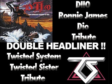 DIIO - A Tribute to Ronnie James Dio, twisted system picture