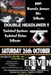 Flyer thumbnail for DIIO - A Tribute to Ronnie James Dio, twisted system