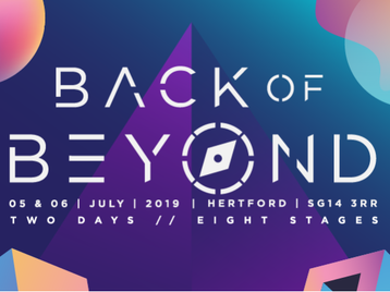 Back Of Beyond Festival 2019: Danny Howard, Goldie MBE, Nightmares On Wax, Crazy P (DJ), Sam Divine, Jacky, Norman Jay MBE picture