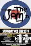 Flyer thumbnail for The Jam'd