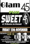 Flyer thumbnail for Glam 45 Plus Sweet 45