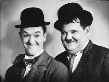 In the Footsteps of Laurel and Hardy picture