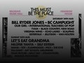 This Must Be The Place 2019: Bill Ryder-Jones (The Coral), BC Camplight, Our Girl event picture
